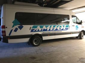Minibus 19 Asientos Sprinter 2016 Sin Rodar Cero Kilometro