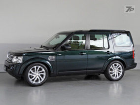 Land Rover Discovery 4 Hse 3.0 V6 Bi-turbo Diesel 4p