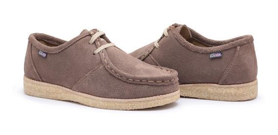 Sapato Estilo Canadian London Solado Goma Várias Cores