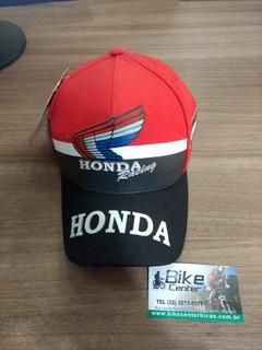 Boné Honda Racing