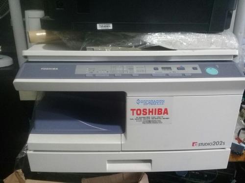 Fotocopiadora Toshiba Estudio 202s