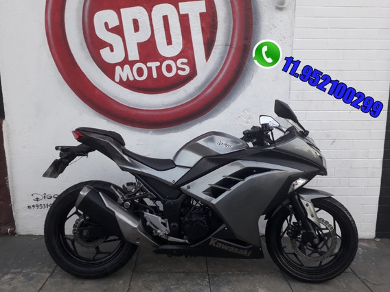Kawasaki Ninja 300 - 2013/2014