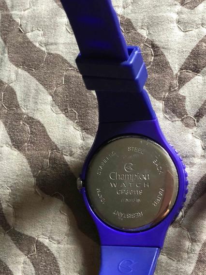 Relógio Champignon Unissex Troca Pulseiras