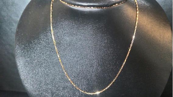 Colar Corrente Cartier 60cm.ouro 18k(750).