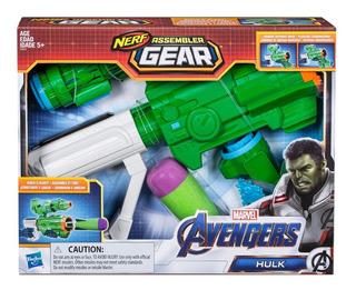 Marvel Avengers Endgame: Nerf Hulk Assembler Gear Nuevo Orig