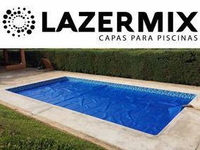Capa Térmica Piscina 6,00 X 3,00 - 300 Micras - 6x3