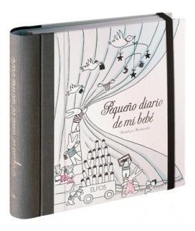 Pequeño Diario De Mi Bebe - Elfos Ediciones