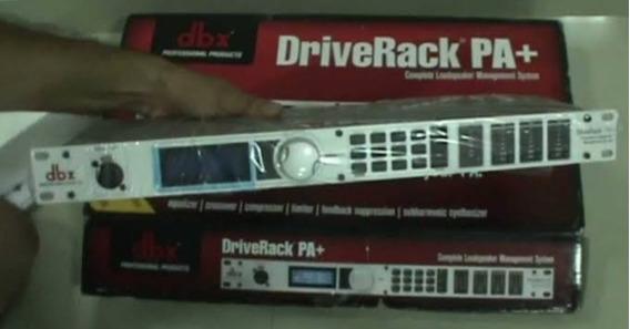 Drive Rack Dbx Pa+