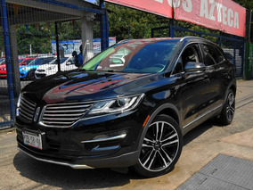 Impecable Camioneta Familiar Lincoln Mkc 2.3 Reserve At 2017