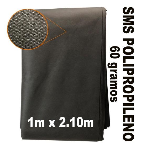 Rollo Tela Cubrebocas Polipropileno Pellon Sms Por Metro