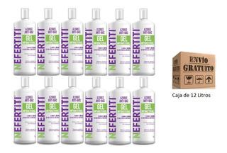 Alcohol En Gel Antibacterial Desinfectante 12 Litros