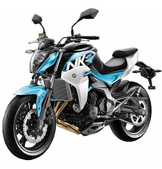 Cf Moto Nk 400 2018