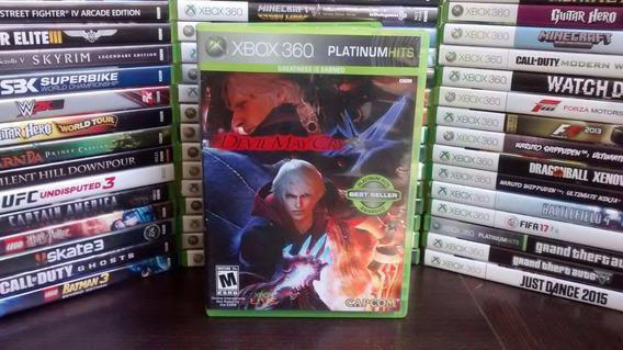 Devil May Cry 4 Xbox 360 Original