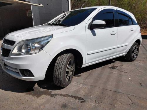 Chevrolet Agile 2012 1.4 Ltz 5p