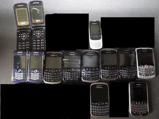 Lote De Teléfonos Celulares