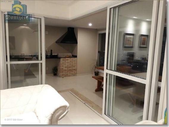 Apartamento Com 3 Dormitórios À Venda, 144 M² Por R$ 1.490.000,10 - Campestre - Santo André/sp - Ap0221