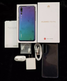 Huawei P20 Pro Twilight 128gb 6gb + Vr 360° + Smart View
