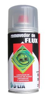 Removedor De Flux Limpiador De Residuos Delta 180cc. Anri Tv