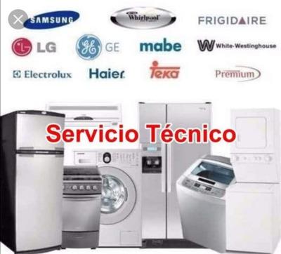 Servicio Técnico Lavadora Secadora Refrigeradora Calefone