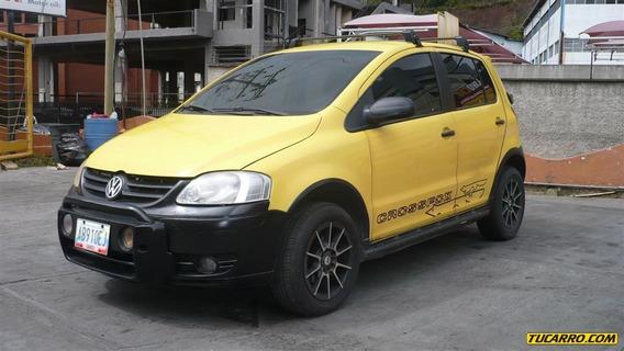 Volkswagen Crossfox Sedan Sincronico
