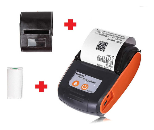 Impresora Bluetooth Termica Goojprt 58 Mm Andoid...