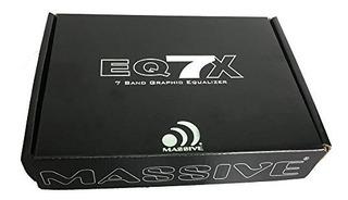 Massive Audio Eq 7 Vehiculo Ecualizador 0fpz