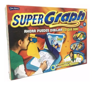 Supergraph Pizarra Super Graph Original Next Point