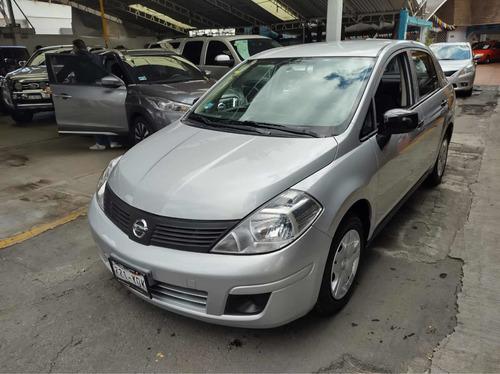 Imagen 1 de 15 de Nissan Tiida 1.8 Sense Sedan Std 6 Vel Ac 2011