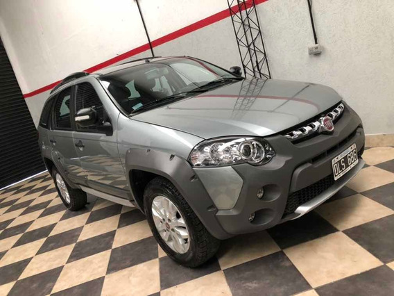 Fiat Palio Adventure 2015 Impecable Estado Permuto
