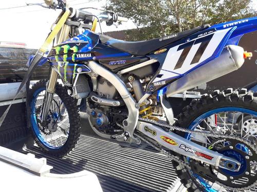 Imagen 1 de 4 de Yamaha Yzf 450