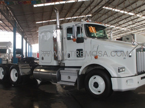 Tractocamion Kenworth T800 2010 100% Mex. #2822