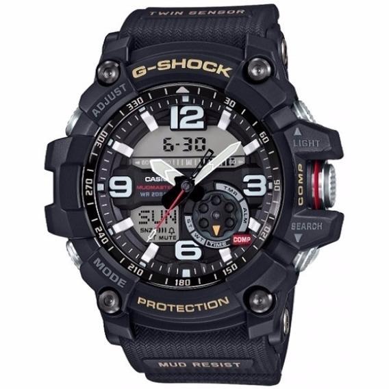 Relógio Casio G-shock Gg 1000-1adr Mudmaster Militar