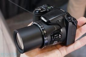 Câmera Fotográfica Nikon Coopilx P520