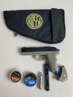 Pistola Co2 Gamo Blowback Pt-85 Com Case