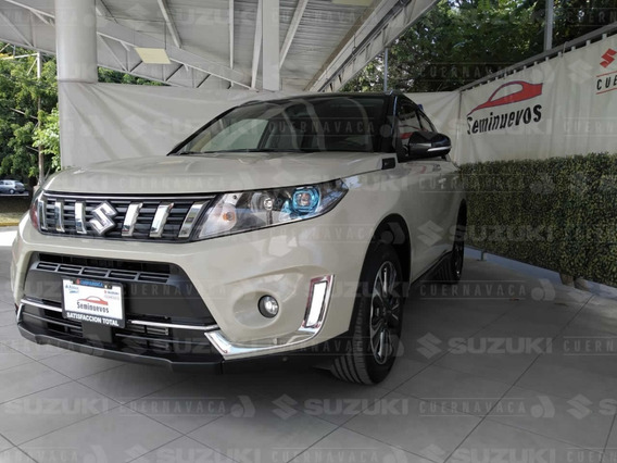 Suzuki Vitara 2020 5p Glx Boosterjet Ta All Grip