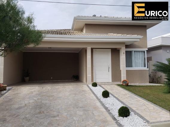 Casa Térrea A Venda Em Valinhos No Condominio Bosque Dos Cambarás. - Ca01002 - 32818871
