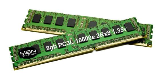 Memória 8gb Ddr3 Ecc Udimm Servidor Hp Proliant Ml110 G6 G7 Ml310e G8 V2 Ml350e Gen8 Microserver G8 Dl160 Dl360 G6 G7 G8