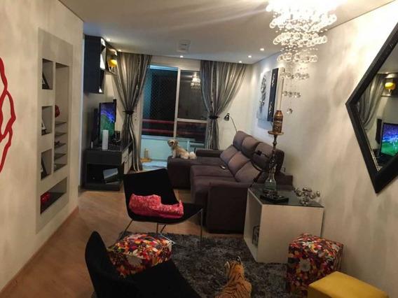 Apartamento Em Moveis Planejados - 1374