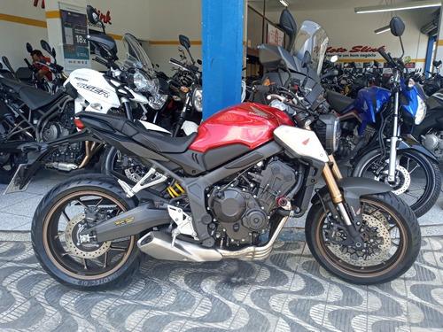Honda Cb 650r 2021 Moto Slink