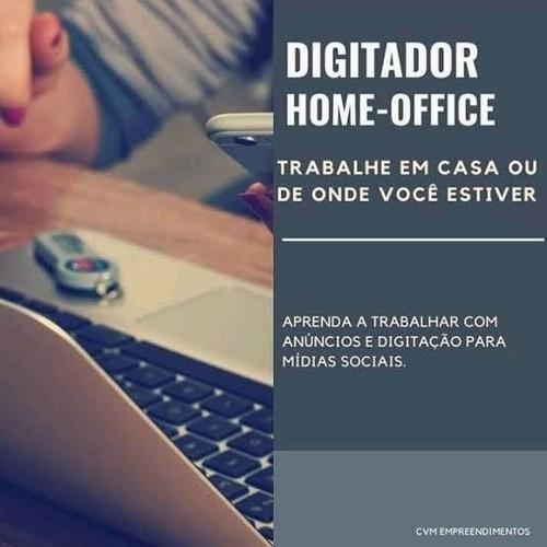 Imagem 1 de 2 de Renda Extra: Trabalho Home Office