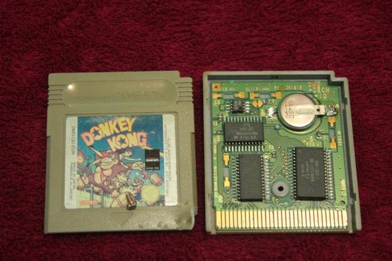 Jogo Super Donkey Kong Original Para Nintendo Game Boy Raro