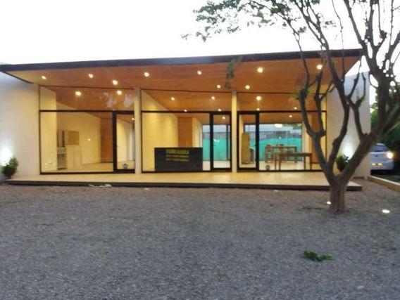 Local Alquiler Con Patio Y Cochera - 54 Mts 2 Totales- Villa Elisa