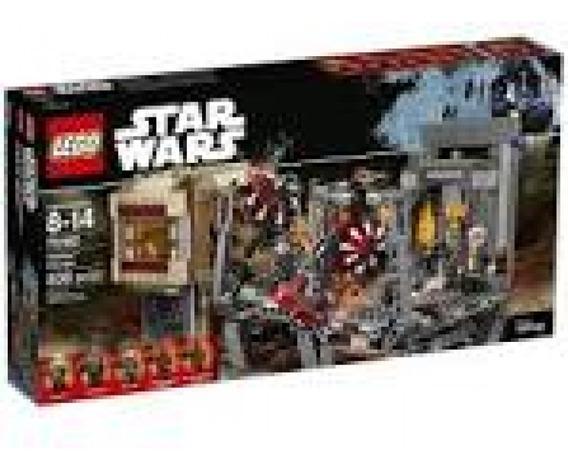 Lego Star Wars Fugindo Ao Rathtar