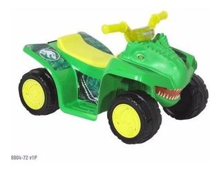 Moto Electrica Jurassic World Quad 6v