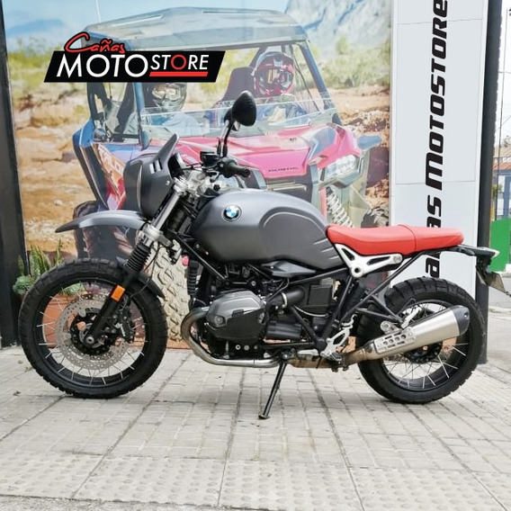 Bmw R Nine T Urban G/s 1200 Gris 2018