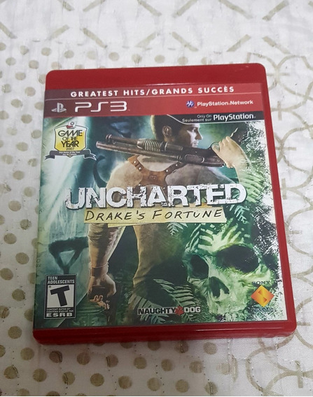 Uncharted Drakes