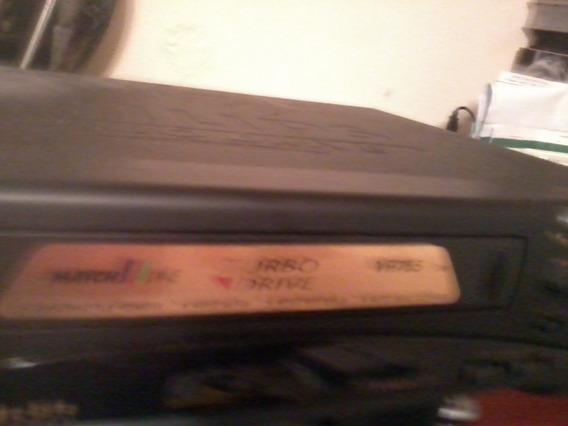 Video Cassete Philips Stereo Hifi Stereo 6 Cabeças Vr755 Osd Bilingual Zerado