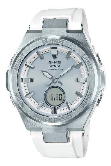 Reloj Casio Msg-s200-7acr Para Dama Correa De Resina