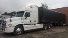 Tractocamula Freightliner Cascadia Con Camarote Full Equipo