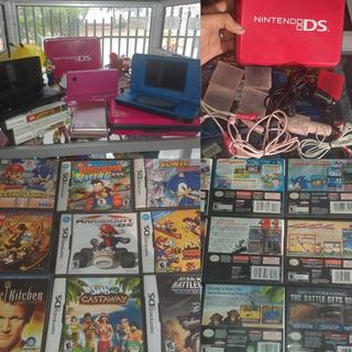 Nintendo Ds Lite Dsi Xl Juegos Accesorios Items Ofertas Pro
